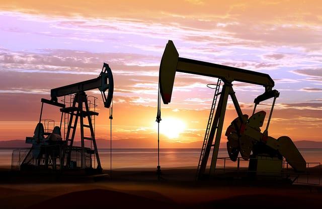 oil stocks dollar falls