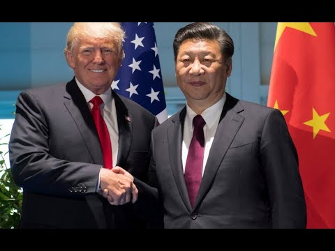 Prediction #2 – U.S. and China Settle their Trade Dispute