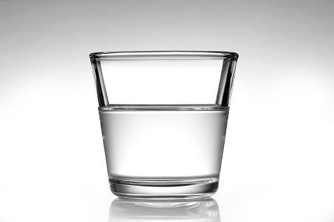 A Glass Half Full or Glass Half Empty - The Fate of The Stock Market